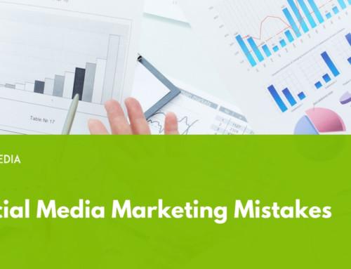 15 Social Media Marketing Mistakes